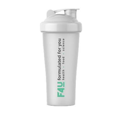 Protein Shaker - Formulated For You (F4Y)