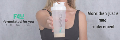 Protein Shaker - Formulated For You