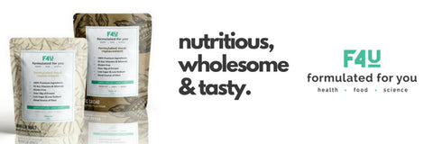 Wholesome Meal Replacement Shakes - Made in Australia From Organic Superfoods - Formulated For You