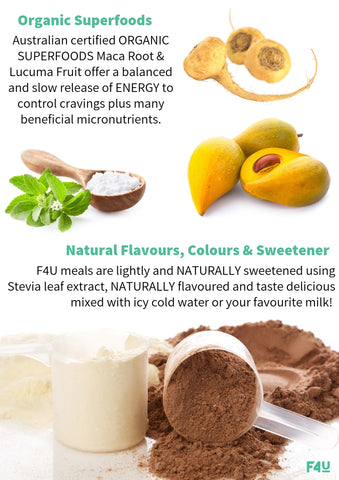 Organic Superfood Powders Australia - Formulated For You