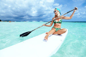 Formulated For You - Girl Paddle Boarding