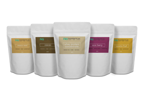 F4U Smoothie Stack Pack - Formulated For You