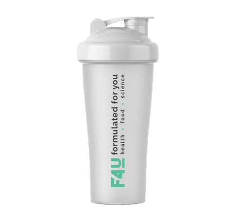 F4U Protein Shaker - Formulated For You