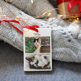 Pet Photo Ceramic Hanging Photo Decoration