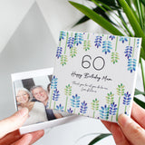 Birthday Wooden Photo Tiles In A Box For Her