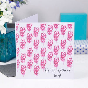 Floral Mother's Day Card - Olivia Morgan Ltd