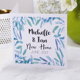 New Home Personalised Card - Olivia Morgan Ltd