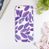 Patterned Personalised iPhone Case For Her - Olivia Morgan Ltd
