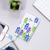 Slim Personalised Battery Power Bank For Mum - Olivia Morgan Ltd