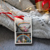 2020 Covid Lockdown Memory Photo Christmas Decoration