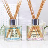 Birthday Personalised Reed Diffuser Gift Set - Olivia Morgan Ltd