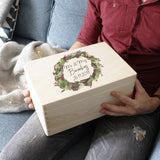 Mr And Mrs Personalised Christmas Eve Box - Olivia Morgan Ltd