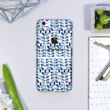 Geometric Personalised iPhone Case - Olivia Morgan Ltd