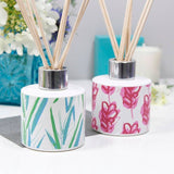 Patterned Reed Diffuser Gift Set - Olivia Morgan Ltd