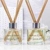 Anniversary Personalised Reed Diffuser Gift Set - Olivia Morgan Ltd