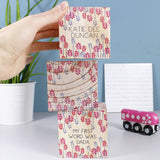 New Born Personalised Building Block Set - Olivia Morgan Ltd