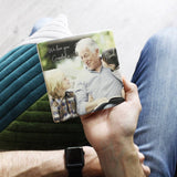 Photo Ceramic Tile For Grandad - Olivia Morgan Ltd
