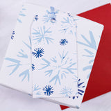 Snowflake Christmas Gift Tag - Olivia Morgan Ltd
