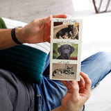 Pet Dad Ceramic Photo Tile Gift - Olivia Morgan Ltd