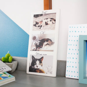 Pet Photo Ceramic Tile Print - Olivia Morgan Ltd