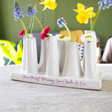 Personalised Ceramic Vase For Mummy - Olivia Morgan Ltd