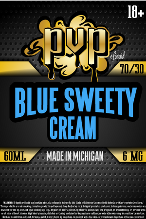 Blue Sweety Cream