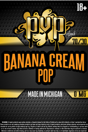 Banana Cream Pop