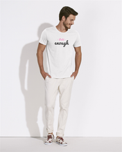 Pate enough tshirt blanc homme png Galette Complete