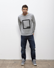 Sweat rectangle bzh gris homme galette complete png