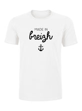 T-Shirt Made in Breizh ancre #1