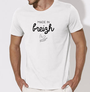 T-Shirt Made in Breizh crepe