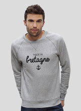 Sweat Made in Bretagne ancre #1