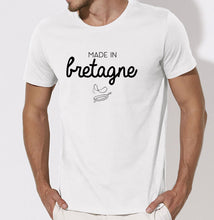 T-Shirt Made in Bretagne crèpe