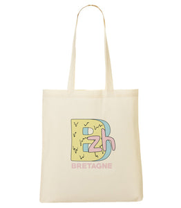 Totebag Bzh Simpsons