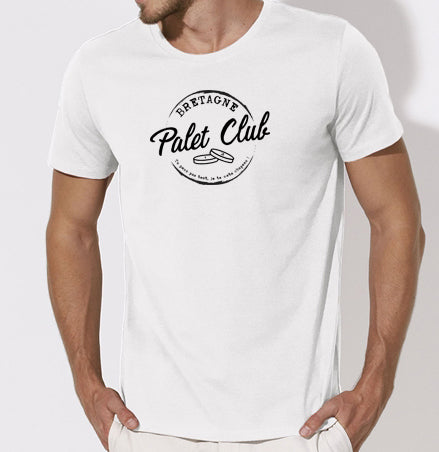 T shirt Palet Club