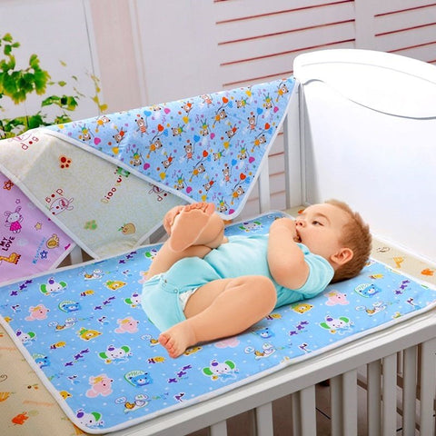 Waterproof Crib Changing Pads