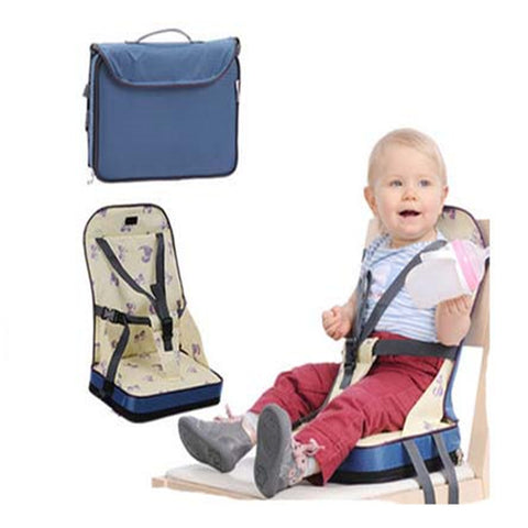Folding Waterproof Baby Booster Feeding Seat