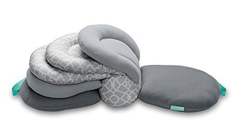 Adjustable Multifunction Nursing Pillow with Washable Cover