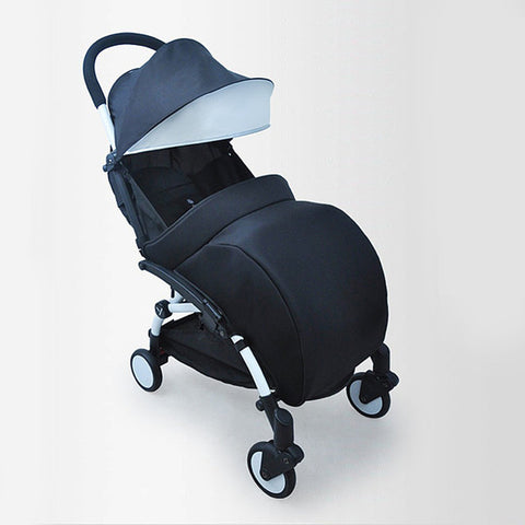 Winter Ready Universal Stroller Warm-Legs Attachment
