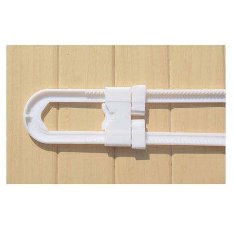 2 Child Safety Horse Shoe Child Locks