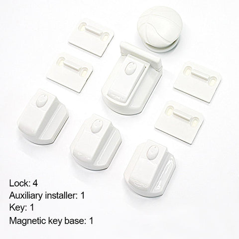 Ultimate Child Safety Magnetic Catch Locks