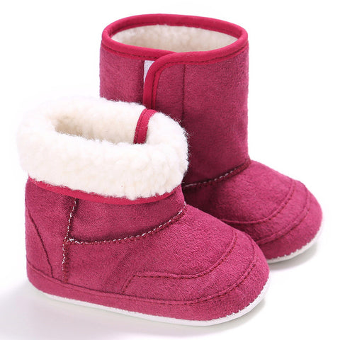 Baby Super Warm Baby Boys & Girls Boots