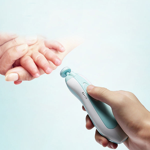 Electric Safety Baby Nail Trimmer