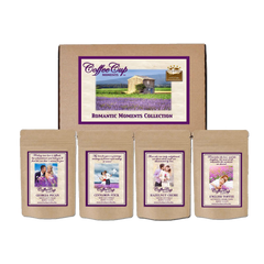 Five Star Coffee Coffe Cup Moments Signature Romance Sampler Package