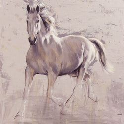 Phantegro-Fine Art Painting By Catherine Ingleby/Equine(Horse Art)....Equine Canine Art is an online sales platform for horse art and dog art.