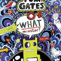 Tom Gates 15: What Monster? (HB) - mamaishop
