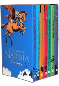 The Chronicles of Narnia Collection C.S. Lewis 7 Books - mamaishop