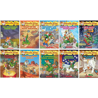 Geronimo Stilton #31-40 books