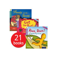 Practice Your Phonics With Traditional Tales - mamaishop