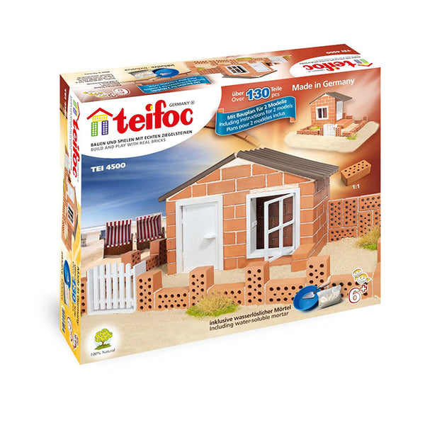 Teifoc Summer Cottage建設套裝-130+件 - mamaishop